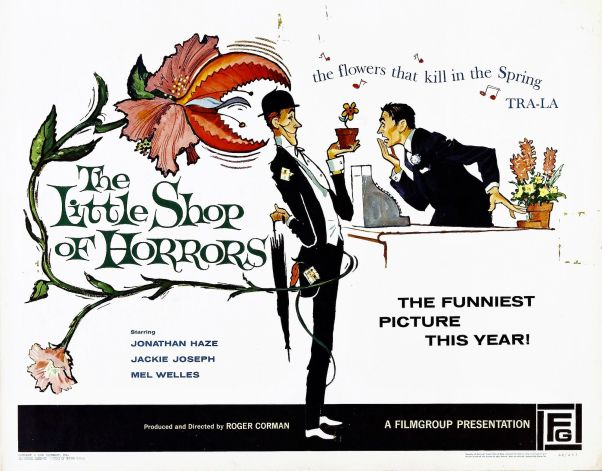 The_Little_Shop_of_Horrors_(1960)_Half-Sheet_poster