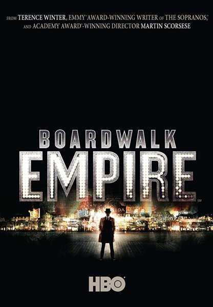broadwalk empire - l'impero del crimine