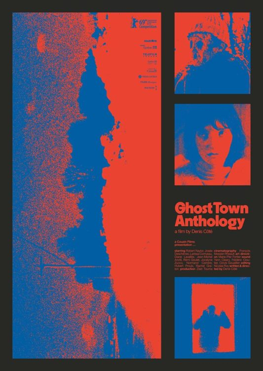 Ghost Town Anthology - Poster